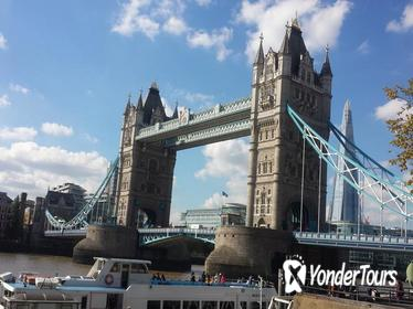 Private Round Transfer from Heathrow Airport to London City