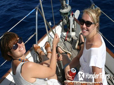 Private Sailing Tour with Lesson in Barcelona
