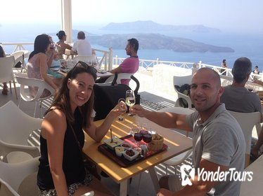 Private Santorini History and Wine Tasting Tour