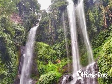 Private Sekumpul Waterfall Tours Including Ticket Lunch And Guide Trekking