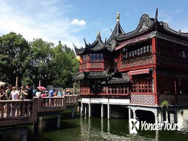Private Shanghai City Highlights and Shopping Combo Tour