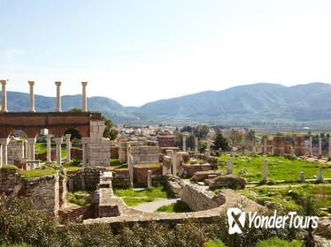 Private Shore Excursion: Ephesus and Turkish Cooking Experience