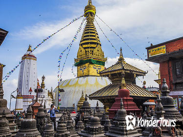 Private Sightseeing Tour of Kathmandu with Swayambunath and Bhaktapur