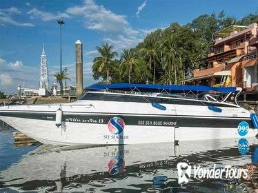 Private Speedboat Charters from Phuket to Phi Phi Khai Islands