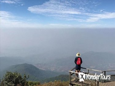 PRIVATE TOUR 2 DIFFERENCE TRAILS TREKKING AT DOI INTHANON NATIONAL PARK AND WACHIRATHARN WATERFALL