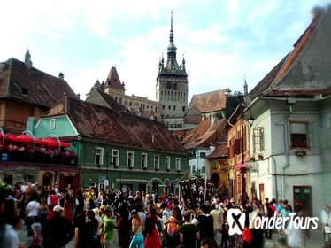 Private Tour from Brasov to Sighisoara and Through The Viscri Village
