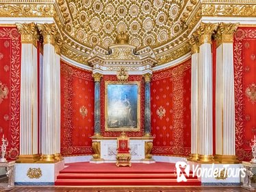 Private Tour of Hermitage & State Russian Museum in St Petersburg