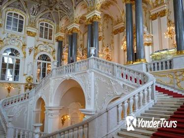 Private Tour of Hermitage and General Staff Building with Impressionist Exhibit