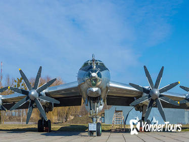 Private Tour of Museum of Aviation in Kiev