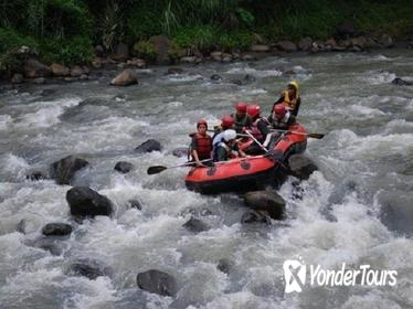 Private Tour of Progo River Rafting and Borobudur Temple Complex