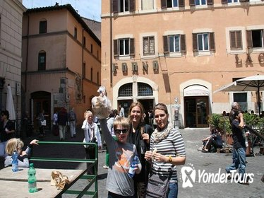 Private Tour of Rome's Campo dei Fiori Market and Jewish Quarter