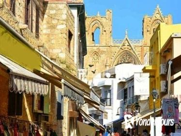 Private Tour of Saint Barnabas Monastery, Salamis, Othello Castle and Varosha from Nicosia