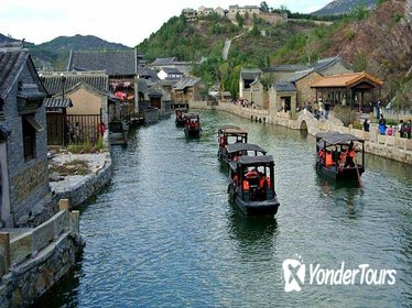 Private Tour to Simatai Great wall and Gubei Water Town with English Speaking Driver