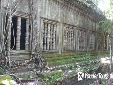 Private Tour: Beng Mealea Jungle Temple and Kompong Pluk Floating Village