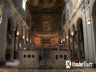Private Tour: Christian Rome and Underground Basilicas - Half-Day Walking Tour