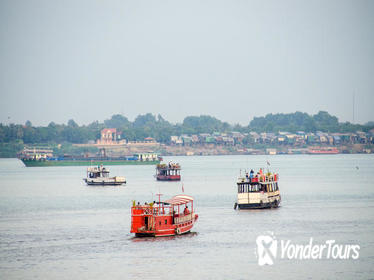 Private Tour: Cruise to Silk Island and Village Tour from Phnom Penh
