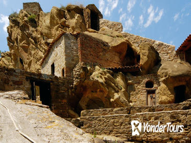 Private tour: David Gareja Complex and Sighnaghi from Tbilisi
