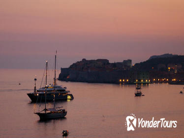 Private Tour: Dubrovnik Sunset Panorama Cruise