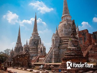 Private Tour: Full-Day Ayutthaya Tour from Bangkok