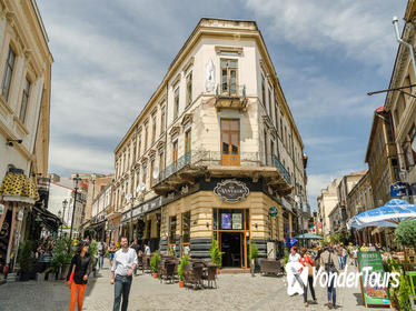 Private Tour: Full-Day Bucharest City Tour