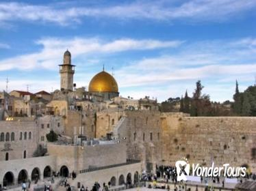 Private Tour: Highlights of Israel Day Trip from Jerusalem Including Old Jerusalem, Western Wall and the Dead Sea
