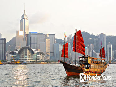 Private Tour: Hong Kong Island