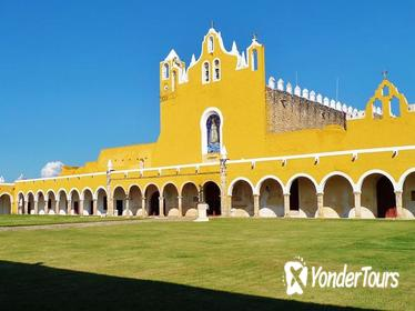 Private Tour: Magic Town of Izamal Day Trip