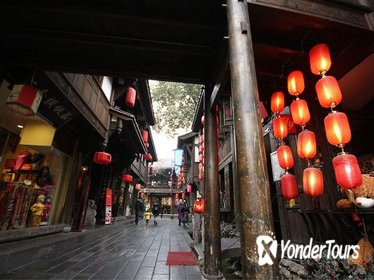 Private Tour: Panda & Chengdu city & Face changing with lunch
