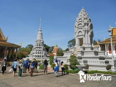 Private Tour: Phnom Penh City Tour Half Day