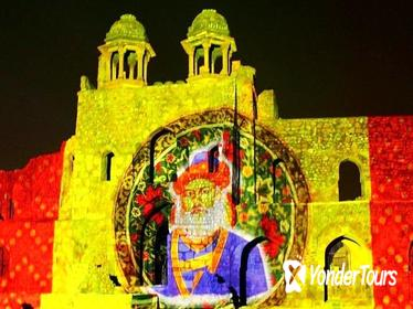 Private Tour: 'Purana Qila' Sound and Light show with Dinner and Transfers