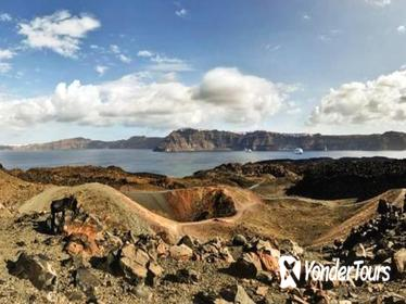 Private Tour: Santorini Volcano Trip Including Hot Springs