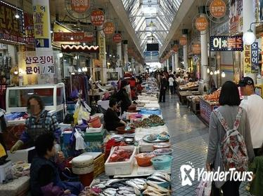 Private Tour: Sokcho with Seorak National Park and Jungang Market