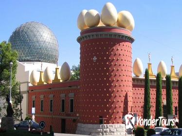 Private Tour: World of Salvador Dalí from Girona