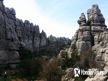 Private Trekking Tour in El Torcal from Marbella or Malaga