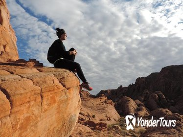 Private Valley of Fire Hiking and Sightseeing Adventure