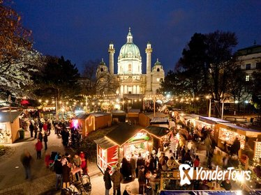 Private Vienna Christmas Tour from Prague