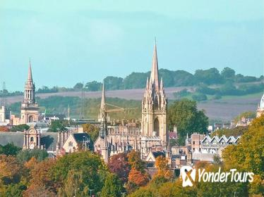 Private Walking Tour of Oxford for the Discerning Traveler