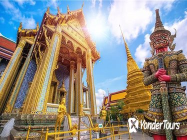 Private: Temples Tour Includes Grand Palace, Wat Pho And New Landmark Iconsiam