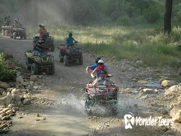 Quad Bike Safari in Manavgat Side at the Taurus Mountains