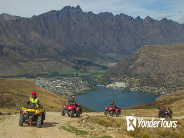 Queenstown ATV Tour