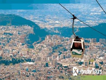 Quito City Sightseeing Tour Including Telef erico Cable Car Ride and Volcano Hike