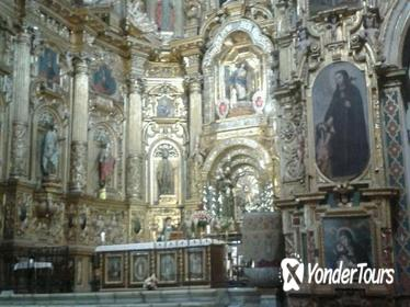 Quito City Tour Including Telef erico