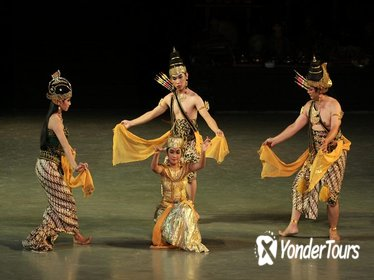 Ramayana Ballet at Prambanan Admission Ticket