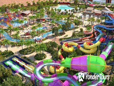 Ramayana Water Park Admission with Hotel Transfers from Pattaya