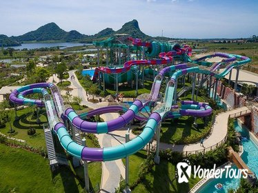 Ramayana Water Park in Pattaya: Full-Day Pass