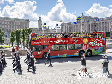Red Buses Stockholm Hop-On Hop-Off Bus