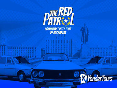Red Patrol Bucharest of the Contrasts Tour with Dacia