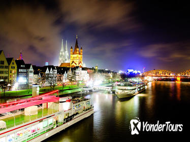 Rhine River Christmas Afternoon Cruise in Cologne