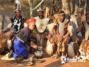 Richards Bay Shore Excursion: Shakaland Cultural Experience Tour