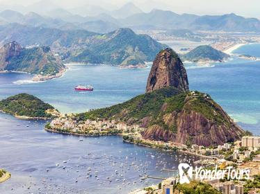 Rio de Janeiro in Two Days: City Sightseeing, Sugar Loaf Mountain and Christ the Redeemer